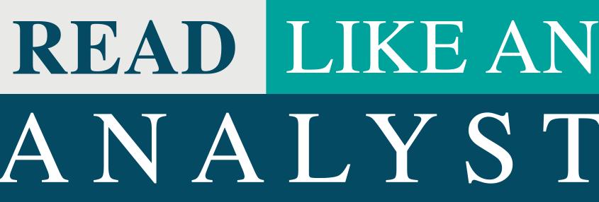 Read Like An Analyst | B2B tech sector news