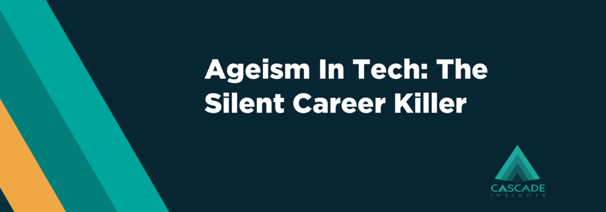 Ageism In Tech: The Silent Career Killer