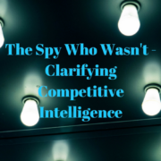 What is Competitive Intelligence