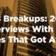 B2B Breakups: 200+ Interviews With The Ones That Got Away