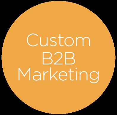 Custom B2B Marketing