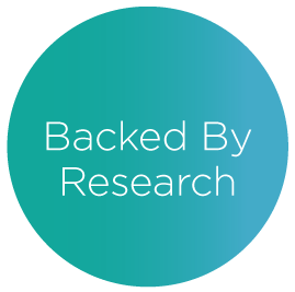 Backed by Research