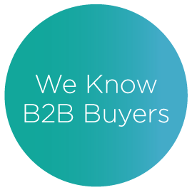 We Know B2B Buyers