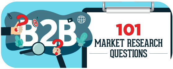 101 Market Research Questions